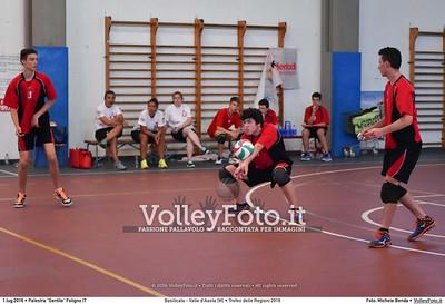 Basilicata - Valle d'Aosta [M] • Trofeo delle Regioni 2016