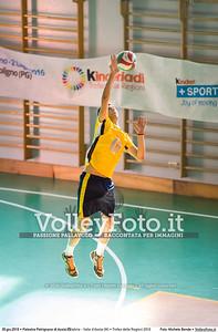 Calabria - Valle d'Aosta [M] • Trofeo delle Regioni 2016