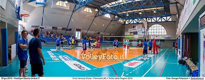 Friuli Venezia Giulia - Piemonte [F] • Trofeo delle Regioni 2016
