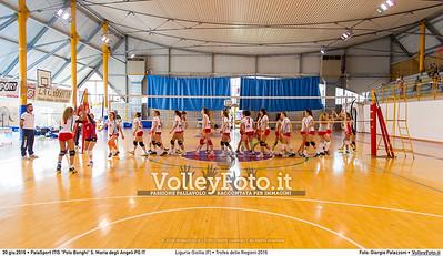 Liguria-Sicilia [F] • Trofeo delle Regioni 2016