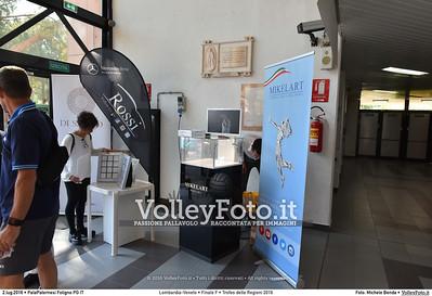 Lombardia-Veneto • Finale F • Trofeo delle Regioni 2016
