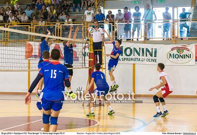 Marche - Puglia [M] • Trofeo delle Regioni 2016