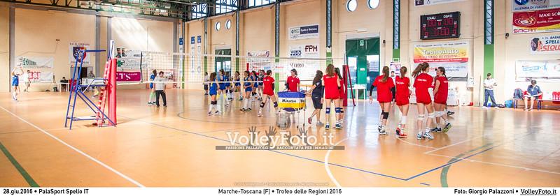 Marche-Toscana [F] • Trofeo delle Regioni 2016