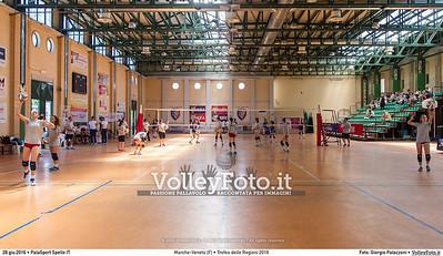 Marche-Veneto [F] • Trofeo delle Regioni 2016