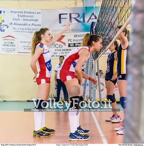 Puglia - Calabria [F] • Trofeo delle Regioni 2016