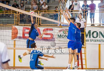 Puglia-Sicilia [M] • Trofeo delle Regioni 2016
