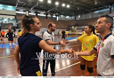 Sardegna-Calabria [F] • Trofeo delle Regioni 2016]