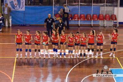 Finale Campionato Italiano Volley Femminile Under 14, Foligno PG, 25 Maggio 2013
