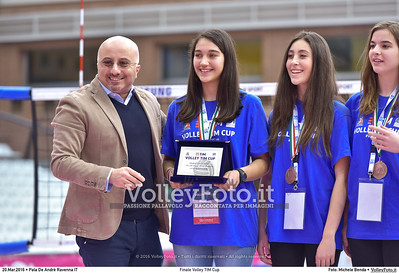Finale Volley TIM Cup Pala De Andrè Ravenna 20.03.2016 FOTO: Michele Benda © 2016 Volleyfoto.it, all rights reserved [id:20160320.MB2_5414]