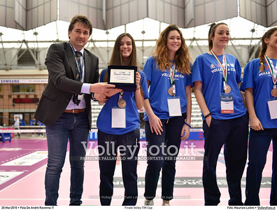 Finale Volley TIM Cup Pala De Andrè Ravenna 20.03.2016 FOTO: Maurizio Lollini © 2016 Volleyfoto.it, all rights reserved [id:20160320._LM07308]