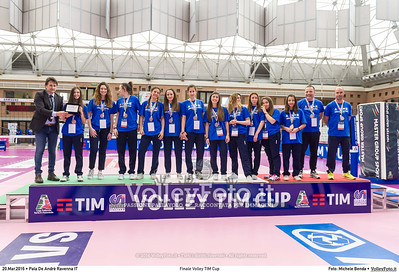 Finale Volley TIM Cup Pala De Andrè Ravenna 20.03.2016 FOTO: Michele Benda © 2016 Volleyfoto.it, all rights reserved [id:20160320._MBK8139]
