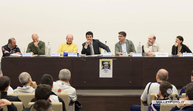 Presentazione Torneo Nazionale Under 15 Maschile SIR Safety Perugia