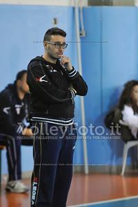 """Volley 4 strade Rieti - Mesagne Volley   5º Torneo Nazionale Pallavolo Under 16 Femminile """"Edil Rossi per lo sport"""" Memorial """"Tomasso Sulpizi"""" - Seconda fase: quarti e semifinali (id: 2013.12.28._MBD9342)"""