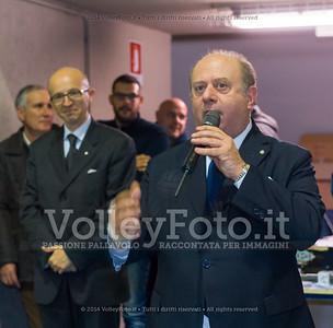Giuseppe Lomurno, presidente FIPAV Umbria