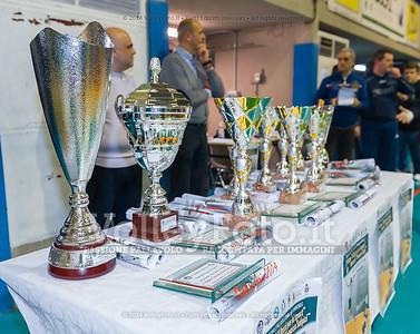 i trofei pronti per la consegna