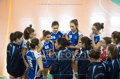 time out, Cortona Volley