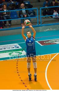 UnipolSai Bastia Volley - Mesagne Volley