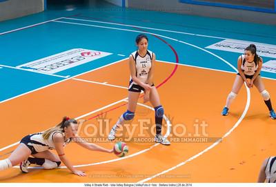Volley 4 Strade Rieti - Vola Volley Bologna