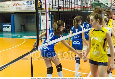 Semifinale, UnipolSai Bastia, Cassero Progetto Valdichiana