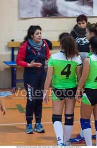 Fiamma Torrese Torre Annunziata, Volley Friends Roma