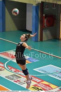 School Volley Bastia - I' Giglio Castelfiorentino 7º Trofeo Nazionale Under 16 Femminile - 5º Memorial Tomasso Sulpizi.  PalaGiontella Bastia Umbra PG, 28 Dicembre 2015. FOTO: Michele Benda © 2015 Volleyfoto.it, all rights reserved [id:20151228.MB2_1664]
