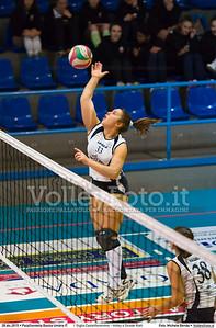 I' Giglio Castelfiorentino - Volley 4 Strade Rieti 7º Trofeo Nazionale Under 16 Femminile - 5º Memorial Tomasso Sulpizi.  PalaGiontella Bastia Umbra PG, 28 Dicembre 2015. FOTO: Michele Benda © 2015 Volleyfoto.it, all rights reserved [id:20151228.MB2_2123]