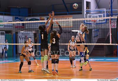 School Volley Bastia - Volley 4 Strade Rieti 7º Trofeo Nazionale Under 16 Femminile - 5º Memorial Tomasso Sulpizi.  PalaGiontella Bastia Umbra PG, 28 Dicembre 2015. FOTO: Michele Benda © 2015 Volleyfoto.it, all rights reserved [id:20151228.MB2_2280]