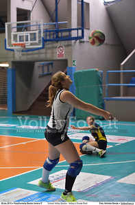 School Volley Bastia - Volley 4 Strade Rieti 7º Trofeo Nazionale Under 16 Femminile - 5º Memorial Tomasso Sulpizi.  PalaGiontella Bastia Umbra PG, 28 Dicembre 2015. FOTO: Michele Benda © 2015 Volleyfoto.it, all rights reserved [id:20151228.MB2_2274]