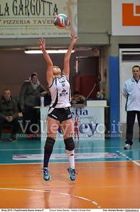 School Volley Bastia - Volley 4 Strade Rieti 7º Trofeo Nazionale Under 16 Femminile - 5º Memorial Tomasso Sulpizi.  PalaGiontella Bastia Umbra PG, 28 Dicembre 2015. FOTO: Michele Benda © 2015 Volleyfoto.it, all rights reserved [id:20151228.MB2_2270]