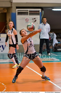 School Volley Bastia - Volley 4 Strade Rieti 7º Trofeo Nazionale Under 16 Femminile - 5º Memorial Tomasso Sulpizi.  PalaGiontella Bastia Umbra PG, 28 Dicembre 2015. FOTO: Michele Benda © 2015 Volleyfoto.it, all rights reserved [id:20151228.MB2_2275]