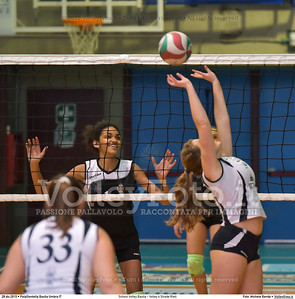 School Volley Bastia - Volley 4 Strade Rieti 7º Trofeo Nazionale Under 16 Femminile - 5º Memorial Tomasso Sulpizi.  PalaGiontella Bastia Umbra PG, 28 Dicembre 2015. FOTO: Michele Benda © 2015 Volleyfoto.it, all rights reserved [id:20151228.MB2_2254]