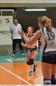 School Volley Bastia - Volley 4 Strade Rieti 7º Trofeo Nazionale Under 16 Femminile - 5º Memorial Tomasso Sulpizi.  PalaGiontella Bastia Umbra PG, 28 Dicembre 2015. FOTO: Michele Benda © 2015 Volleyfoto.it, all rights reserved [id:20151228.MB2_2276]