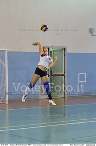 Volley Codogno Lodi - Rinascita Volley Firenze Qualificazioni Girone B • 7º Trofeo Nazionale Under 16 Femminile / 5º Memorial Tomasso Sulpizi.  Palestra Rivotorto d'Assisi PG, 28 Dicembre 2015. FOTO: Maurizio Lollini © 2015 Volleyfoto.it, all rights reserved [id:20151228.DSC_2723]