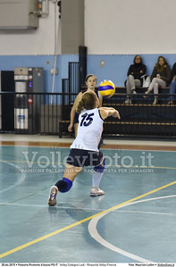 Volley Codogno Lodi - Rinascita Volley Firenze Qualificazioni Girone B • 7º Trofeo Nazionale Under 16 Femminile / 5º Memorial Tomasso Sulpizi.  Palestra Rivotorto d'Assisi PG, 28 Dicembre 2015. FOTO: Maurizio Lollini © 2015 Volleyfoto.it, all rights reserved [id:20151228.DSC_2728]