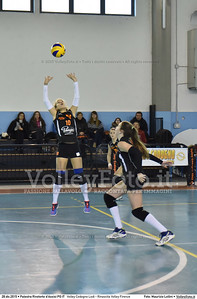Volley Codogno Lodi - Rinascita Volley Firenze Qualificazioni Girone B • 7º Trofeo Nazionale Under 16 Femminile / 5º Memorial Tomasso Sulpizi.  Palestra Rivotorto d'Assisi PG, 28 Dicembre 2015. FOTO: Maurizio Lollini © 2015 Volleyfoto.it, all rights reserved [id:20151228.DSC_2700]