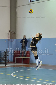 Volley Codogno Lodi - Rinascita Volley Firenze Qualificazioni Girone B • 7º Trofeo Nazionale Under 16 Femminile / 5º Memorial Tomasso Sulpizi.  Palestra Rivotorto d'Assisi PG, 28 Dicembre 2015. FOTO: Maurizio Lollini © 2015 Volleyfoto.it, all rights reserved [id:20151228.DSC_2720]