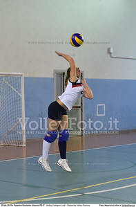 Volley Codogno Lodi - Rinascita Volley Firenze Qualificazioni Girone B • 7º Trofeo Nazionale Under 16 Femminile / 5º Memorial Tomasso Sulpizi.  Palestra Rivotorto d'Assisi PG, 28 Dicembre 2015. FOTO: Maurizio Lollini © 2015 Volleyfoto.it, all rights reserved [id:20151228.DSC_2753]