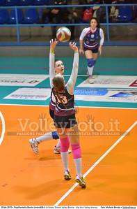 Quarti di finale: School Volley Bastia - Alp Airri Volley Aversa 7º Trofeo Nazionale Under 16 Femminile - 5º Memorial Tomasso Sulpizi.  PalaGiontella Bastia Umbra PG, 28 Dicembre 2015. FOTO: Michele Benda © 2015 Volleyfoto.it, all rights reserved [id:20151228.MB2_2571]