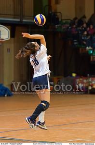 Quarti di finale: BGV Pontedera - CUS Siena 7º Trofeo Nazionale Under 16 Femminile - 5º Memorial Tomasso Sulpizi.  PalaSport Spello PG, 28 Dicembre 2015. FOTO: Maurizio Lollini © 2015 Volleyfoto.it, all rights reserved [id:20151228.DSC_4212]