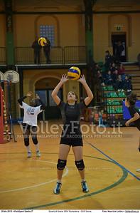 Quarti di finale: BGV Pontedera - CUS Siena 7º Trofeo Nazionale Under 16 Femminile - 5º Memorial Tomasso Sulpizi.  PalaSport Spello PG, 28 Dicembre 2015. FOTO: Maurizio Lollini © 2015 Volleyfoto.it, all rights reserved [id:20151228.DSC_4063]