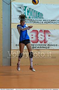 Quarti di finale: Pallavolo Fabriano Volley Insieme - Mesagne Volley 7º Trofeo Nazionale Under 16 Femminile - 5º Memorial Tomasso Sulpizi.  PalaSport Spello PG, 28 Dicembre 2015. FOTO: Maurizio Lollini © 2015 Volleyfoto.it, all rights reserved [id:20151228.DSC_4617]