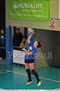 Semifinale: School Volley Bastia - BGV Pontedera 7º Trofeo Nazionale Under 16 Femminile - 5º Memorial Tomasso Sulpizi.  PalaGiontella Bastia Umbra PG, 28 Dicembre 2015. FOTO: Michele Benda © 2015 Volleyfoto.it, all rights reserved [id:20151229.MB2_3331]