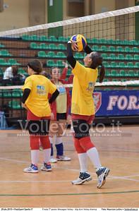 Finale 7º posto: Mesagne Volley - Alp Airri Volley Aversa 7º Trofeo Nazionale Under 16 Femminile - 5º Memorial Tomasso Sulpizi.  PalaSport Spello PG, 28 Dicembre 2015. FOTO: Maurizio Lollini © 2015 Volleyfoto.it, all rights reserved [id:20151229.DSC_5984]