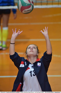 Finale 9º posto: Rinascita Volley firenze - Vis Fiamenga Foligno 7º Trofeo Nazionale Under 16 Femminile - 5º Memorial Tomasso Sulpizi.  PalaGiontella Bastia Umbra PG, 28 Dicembre 2015. FOTO: Michele Benda © 2015 Volleyfoto.it, all rights reserved [id:20151229.MB2_3662]
