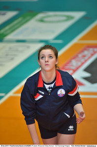 Finale 9º posto: Rinascita Volley firenze - Vis Fiamenga Foligno 7º Trofeo Nazionale Under 16 Femminile - 5º Memorial Tomasso Sulpizi.  PalaGiontella Bastia Umbra PG, 28 Dicembre 2015. FOTO: Michele Benda © 2015 Volleyfoto.it, all rights reserved [id:20151229.MB2_3665]
