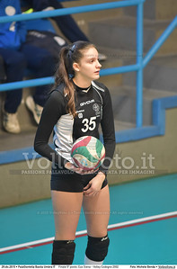 Finale 5º posto: Cus Siena - Volley Codogno 2002 7º Trofeo Nazionale Under 16 Femminile - 5º Memorial Tomasso Sulpizi.  PalaGiontella Bastia Umbra PG, 28 Dicembre 2015. FOTO: Michele Benda © 2015 Volleyfoto.it, all rights reserved [id:20151229.MB2_3997]