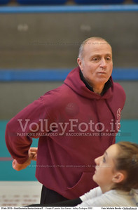 Finale 5º posto: Cus Siena - Volley Codogno 2002 7º Trofeo Nazionale Under 16 Femminile - 5º Memorial Tomasso Sulpizi.  PalaGiontella Bastia Umbra PG, 28 Dicembre 2015. FOTO: Michele Benda © 2015 Volleyfoto.it, all rights reserved [id:20151229.MB2_3955]