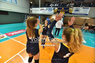«Nova Volley Loreto AN - 2M Tecnica Collemarino AN» Finale 1º posto U14