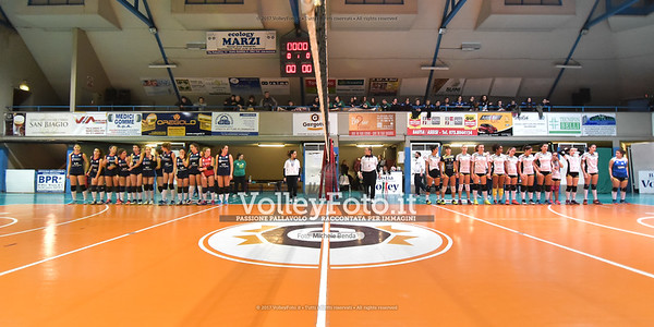 «Appia Project Future Volley Mesagne BR - Pallavolo Casciavola PI» Finale 1º posto U16