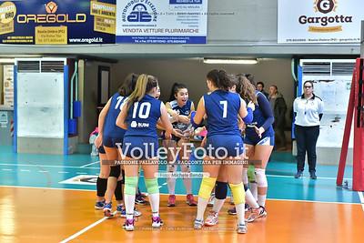 «Pallavolo Perugia - Bastia Volley PG» Finale 3º posto U16